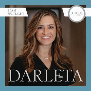 Team Spotlight Hygienist Darleta Hurt, Angus Dentistry in Midlothian, Virginia.