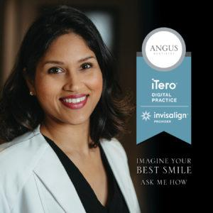 Dr. Bharal Smiling Invisalign Itero Practice